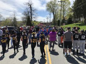 Baseball / Softball Opening Day Parade